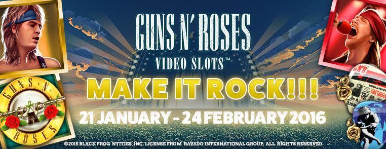 Guns´n Roses kampanj