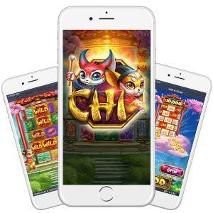 Spela på svenska mobil casino