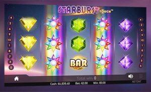 Starburst är en populär videoslot på nätet
